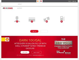 Thumbshot of Fuelrewards.com