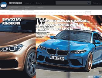 f30.bimmerpost.com screenshot