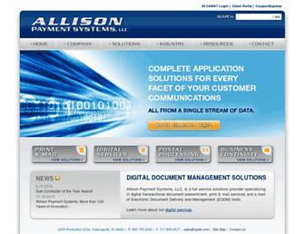Thumbshot of Apsllc.com