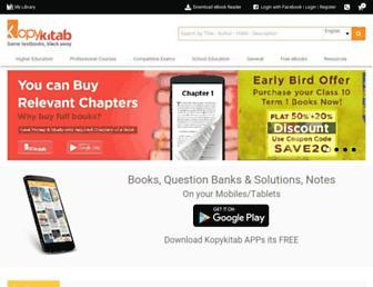 kopykitab.com screenshot