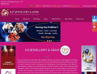 kpjgems.com screenshot