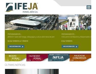 Thumbshot of Ifeja.org