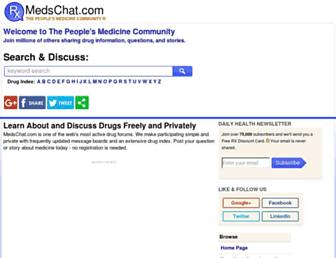 medschat.com screenshot