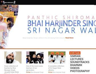 sikhroots.com screenshot