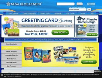 Thumbshot of Novadevelopment.com