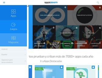 es.appszoom.com screenshot