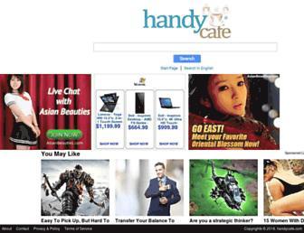 search.handycafe.com screenshot