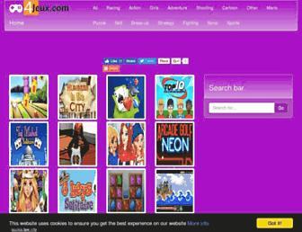 4jeux.com screenshot