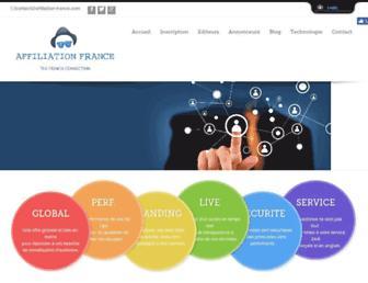 Thumbshot of Affiliation-france.com