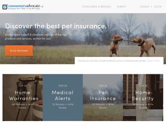 consumersadvocate.org screenshot
