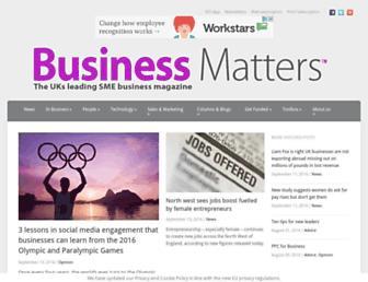 bmmagazine.co.uk screenshot