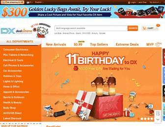 s.dealextreme.com screenshot
