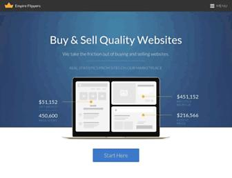 Thumbshot of Empireflippers.com