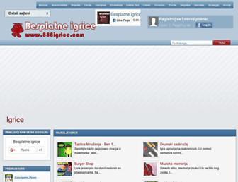 888igrice.com screenshot
