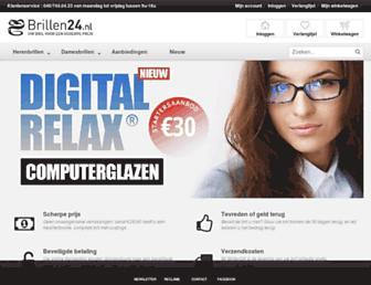 Thumbshot of Brillen24.nl
