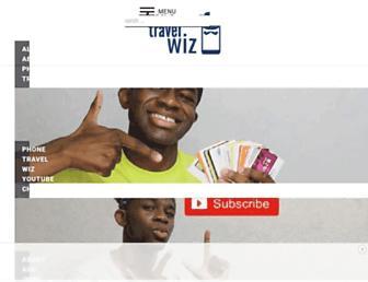 phonetravelwiz.com screenshot