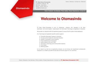 otomasindo.com screenshot