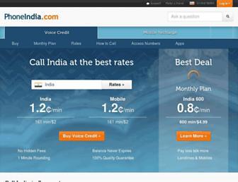 Thumbshot of Phoneindia.com
