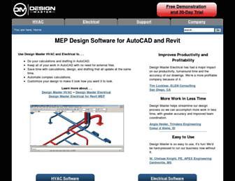 designmaster.biz screenshot