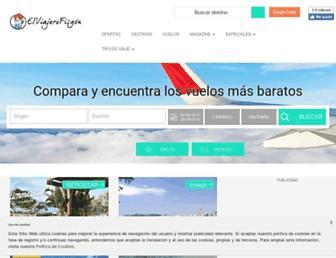 Thumbshot of Elviajerofisgon.com