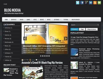 annoeha.blogspot.com screenshot