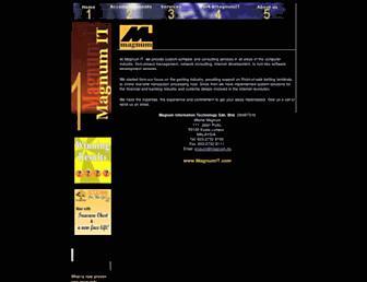Thumbshot of Magnumit.com