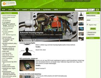 hobbielektronika.hu screenshot
