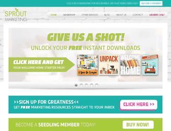 watchyourbusinesssprout.com screenshot