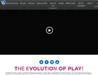 Thumbshot of Topgolf.com