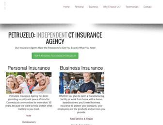 petruzelo.com screenshot