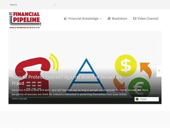 finpipe.com screenshot