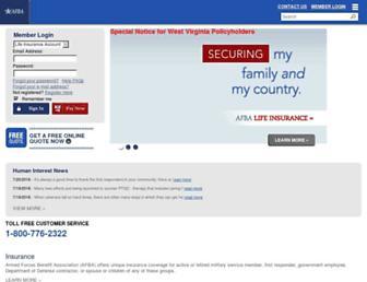 afba.com screenshot
