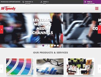 Thumbshot of Sirspeedy.com