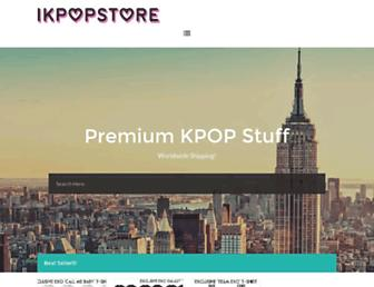 ikpopstore.blogspot.com screenshot