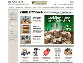 Thumbshot of Mlcswoodworking.com