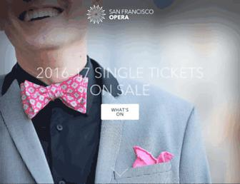 Thumbshot of Sfopera.com