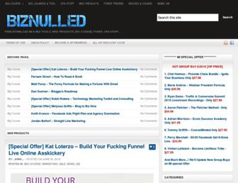 Thumbshot of Biznulled.com