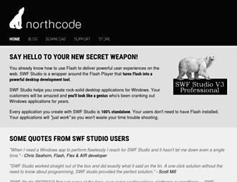 northcode.com screenshot