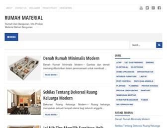 rumahmaterial.com screenshot