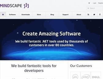 mindscapehq.com screenshot