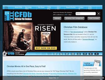 Thumbshot of Christianfilmdatabase.com