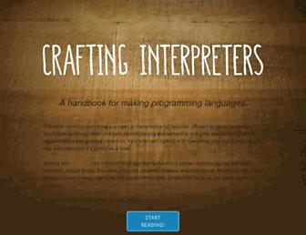 craftinginterpreters.com screenshot