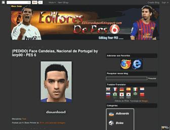 editoresdepes6.blogspot.com screenshot