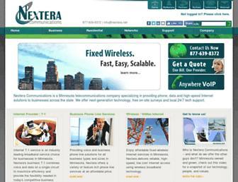 nextera.net screenshot