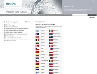 mall.industry.siemens.com screenshot