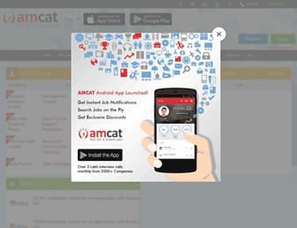 myamcat.com screenshot