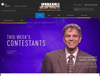 Thumbshot of Jeopardy.com