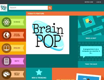 Thumbshot of Brainpop.com
