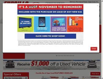 fuccillokiacapecoral.com screenshot