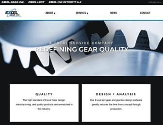excelgear.com screenshot